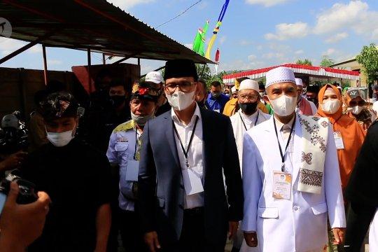 Petahana pendaftar pertama di KPU Kota Mataram