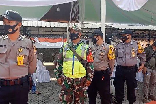 Polres Cilegon siagakan 100 personel pada pendaftaran pilkada