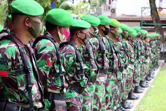 Tegaskan netralitas, Kodim Kendari siagakan 500 Prajurit TNI amankan pilkada