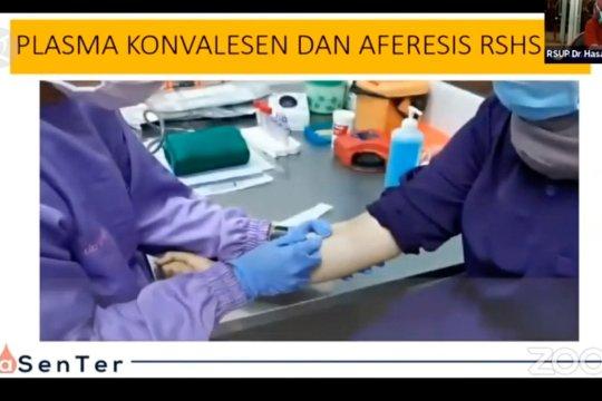 Balitbangkes siap uji klinik terapi plasma konvalesen