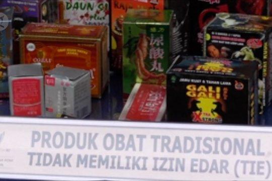BBPOM Medan musnahkan obat dan makanan ilegal bernilai Rp3 miliar