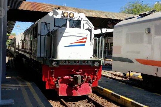 Ini pola perjalanan KAI Daop 8 Surabaya selama September