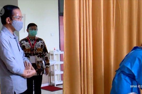 Presiden: Vaksin Merah Putih siap produksi pertengahan 2021