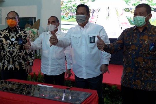 Dua BUMN bersinergi kelola limbah industri pertama di Sumatera Utara