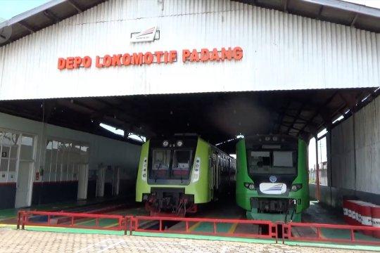 KAI DIVRE II Sumbar datangkan kereta cadangan dari Lampung