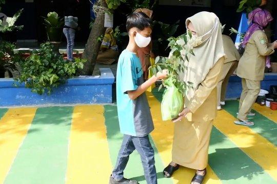 Sekolah di Kota Tangerang ajak warga gerakkan ketahanan pangan