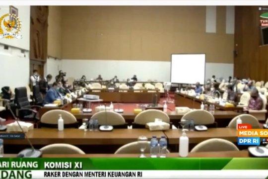 Sri Mulyani ajukan kenaikan anggaran lebih dari Rp900 miliar di 2021