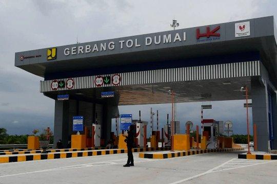 Tol Permai beroperasi, Dumai kuatkan sektor ekonomi kerakyatan