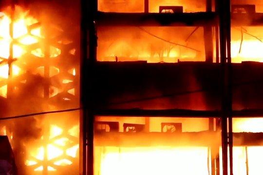 Bareskrim periksa 12 saksi terkait kebakaran Kejagung