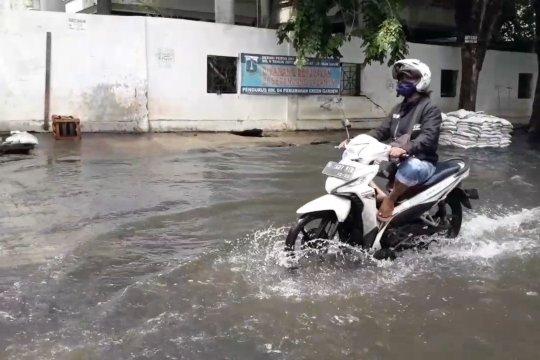 BPBD DKI Jakarta antisipasi banjir di tengah pandemi
