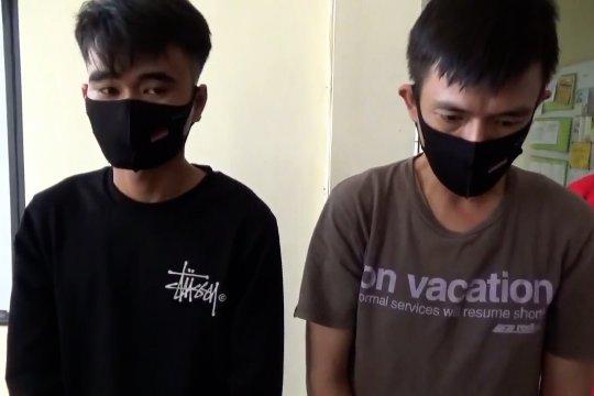 Coba racik sabu-sabu, dua pemuda di Kendari dibekuk polisi