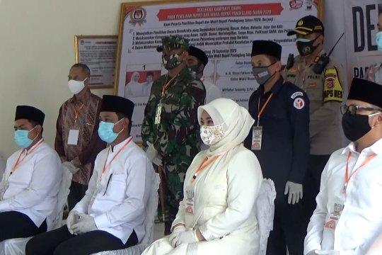 KPU Pandeglang gelar deklarasi kampanye damai