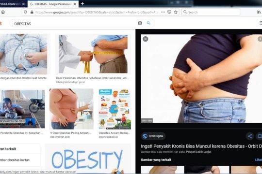 Orang dengan obesitas lebih rentan terinfeksi COVID-19