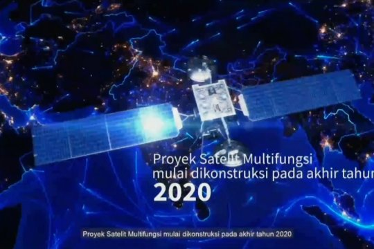 Satelit SATRIA akan mempercepat transformasi digital nasional