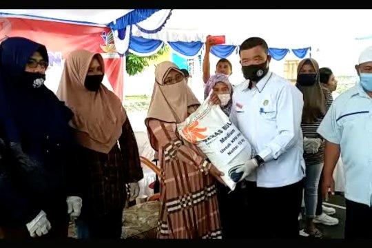 35.000 keluarga di Malut terima Bansos Beras
