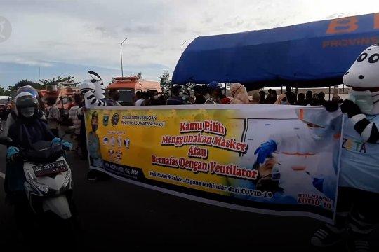 Gubernur Sumbar sosialisasikan sanksi AKB di Danau Cimpago