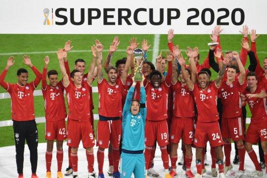 Taklukkan Dortmund 3-2, Bayern menangi Piala Super Jerman