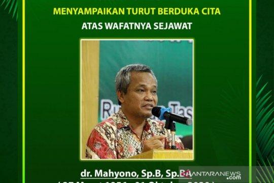Seorang dokter spesialis bedah anak di Medan meninggal akibat COVID-19
