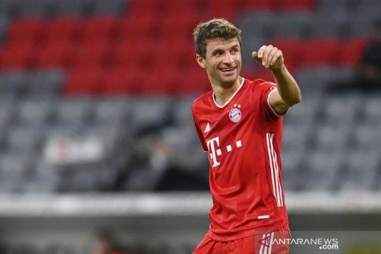 Thomas Muller resmi jadi pemain paling sukses dalam sejarah Jerman