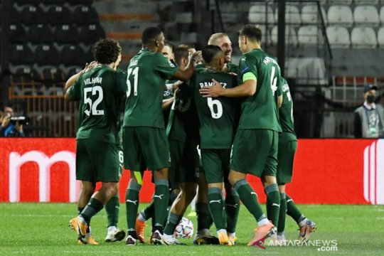 Krasnodar, Midtjylland dan Salzburg lengkapi peserta Liga Champions