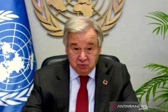 PBB serukan vaksin COVID-19 harus jadi barang milik bersama