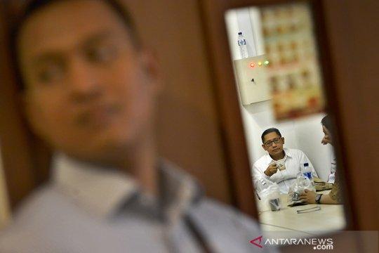 KPK nilai korting vonis Anas cerminan belum adanya visi sama antar APH