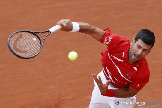 Tenis French Open: Djokovic menang mudah atas Ricardas Berankis