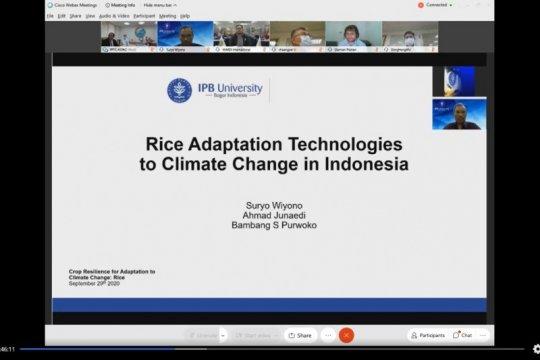 IPB University perkenalkan teknologi padi Indonesia di internasional