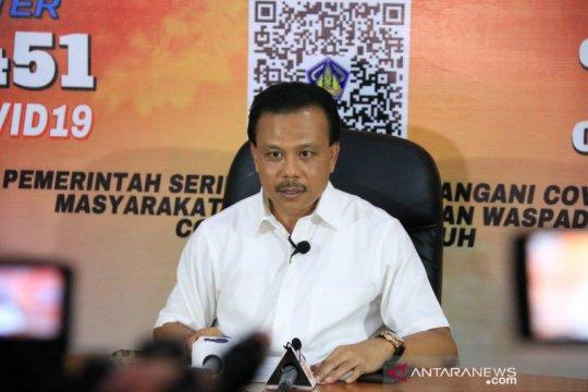 GTPP: Kasus positif COVID-19 di Bali lebih dari 9.000 orang