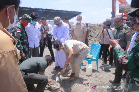 Kemenhan bangun Universitas Pertahanan di perbatasan RI-Timor Leste