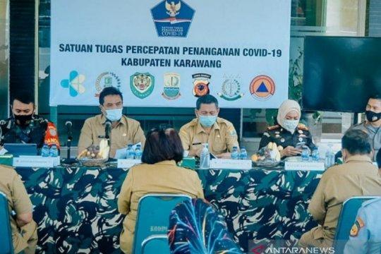 Pjs Bupati Karawang: 80 persen industri tidak patuh protokol kesehatan
