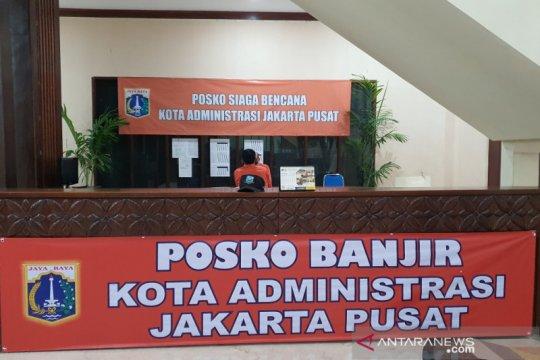 Jakarta Pusat siapkan posko siaga bencana libatkan TNI dan Polri