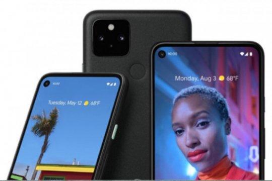 Google resmikan Pixel 4a (5G) dan Pixel 5