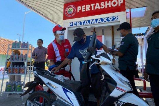 Pertamina turunkan harga Pertamax Rp250 per liter