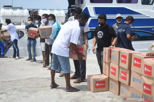 Warga Kepulauan Seribu keluhkan kondisi ekonomi akibat PSBB Jakarta