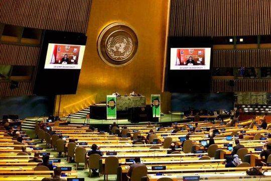 Menteri LHK paparkan pendekatan harmoni lingkungan Indonesia di PBB