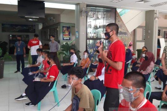 KJRI Davao tatap muka dengan murid Sekolah Indonesia sebagai anak asuh