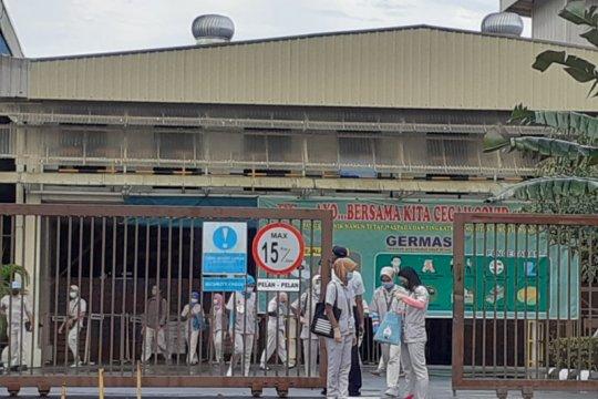 HKI: Seluruh pekerja di kawasan industri Batam dites usap