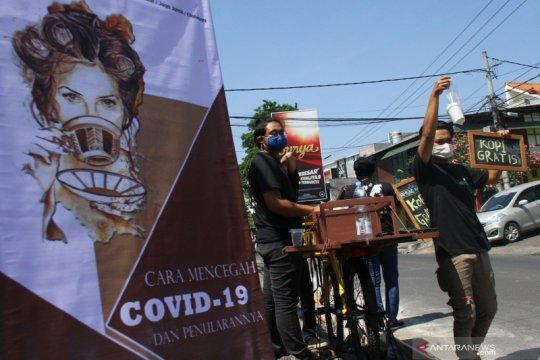 Peringatan Hari Kopi Internasional di Malang