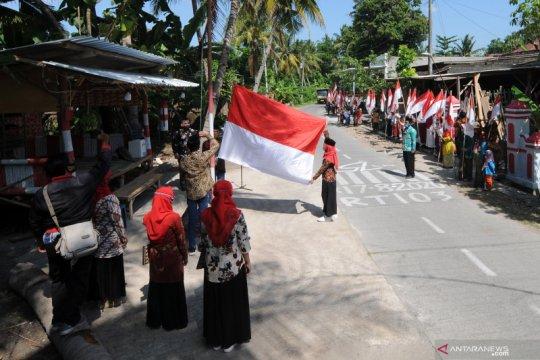 Peringatan Hari Kesaktian Pancasila di pedesaan