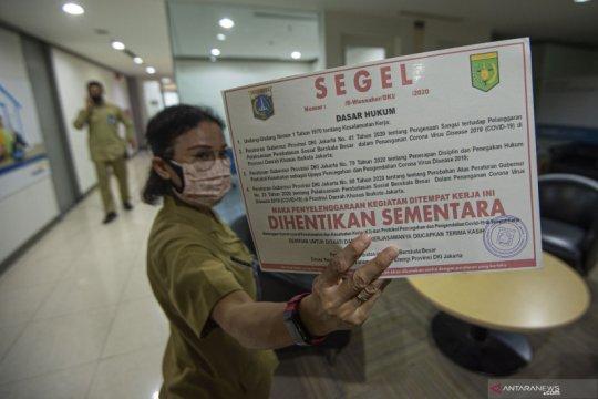Kasus baru COVID-19 Jakarta pada Ahad (4/10) capai 1.430