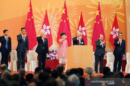Kunjungi Beijing, pemimpin Hong Kong bahas upaya hidupkan ekonomi