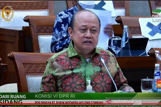 Atasi kelangkaan pupuk subsidi, Pupuk Indonesia dapat Rp3,1 triliun