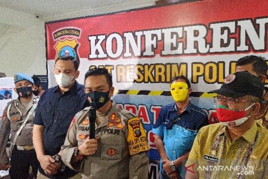 Polrestabes Medan tidak tahan tersangka GM Hairos Waterpark