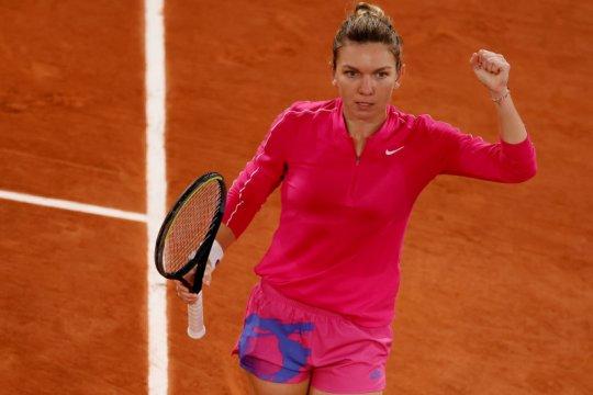 Halep libas Anisimova untuk tapaki 16 besar Roland Garros