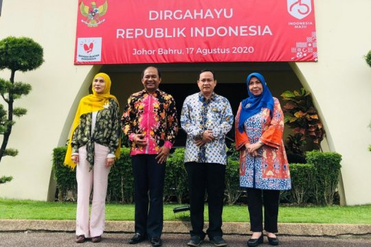 Garuda temui Konjen RI di Johor pasca-repatriasi WNI di Malaysia