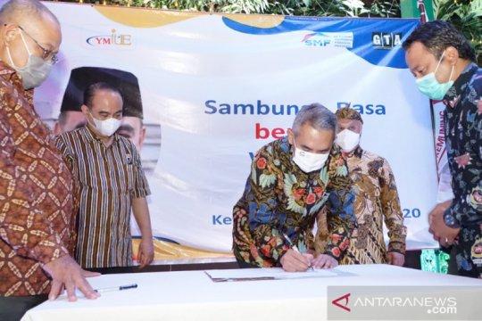 Dukung program pemulihan ekonomi, SMF kucurkan pembiayaan pariwisata