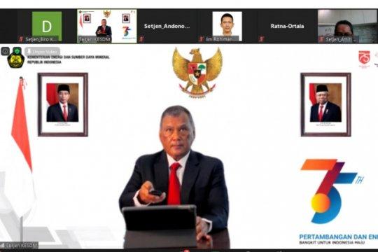 Lakukan reformasi birokrasi, Kementerian ESDM diganjar banyak prestasi
