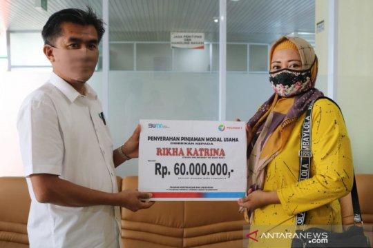 Pelindo 1 Tanjungpinang salurkan dana kemitraan dukung UMKM
