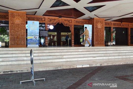 Gedung DPRD Jateng kembali ditutup untuk ketiga kalinya